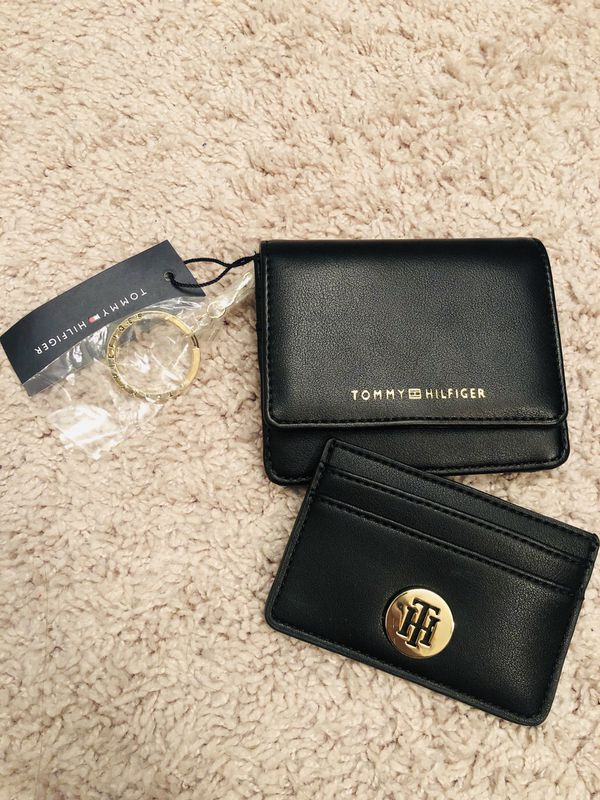 Tommy Hilfiger wallet and card holder