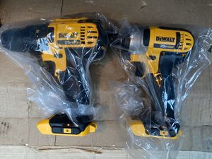 Dewalt impact driver and drill 20v PENDING for Sale in Kent, WA