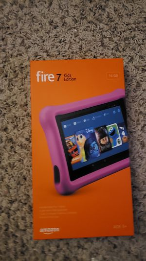 FIRE 7 KIDS EDITION for Sale in Weymouth, MA