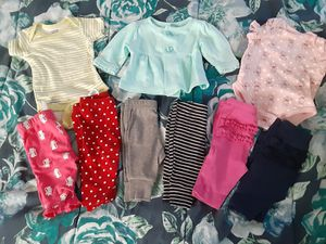 Newborn clothes&diapers for Sale in Irving, TX