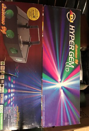 Dj lights and equipment for Sale in Peoria, AZ