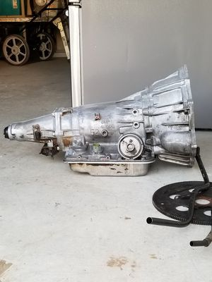 4L60E GM motors transmission for Sale in Fort Worth, TX