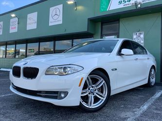 2013 BMW 5 Series for Sale in Oakland Park,  FL