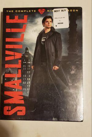 Smallville Season 7, 8, and 9 for Sale in Fresno, CA