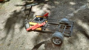Custom fishing cart for Sale in Orlando, FL