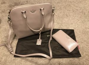 Kate Spade bag and wallet LIKE NEW for Sale in Walled Lake, MI