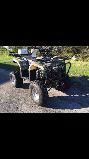 125cc new atv for Sale in Grand Prairie, TX