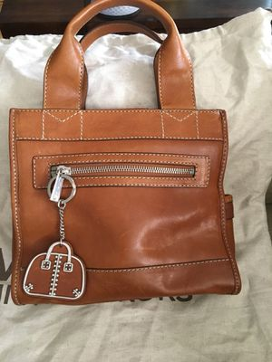Michael Kors Brown Leather Tote for Sale in Pico Rivera, CA