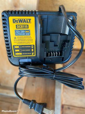 Dewalt 12vMax/20vMax Fast Charger 🚨Model DCB115 for Sale in Azusa, CA