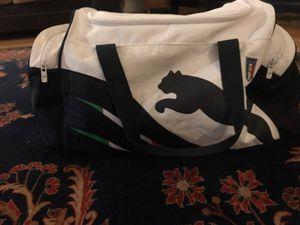 Puma duffle bag/sports bag/backpack for Sale in Fairfax, VA