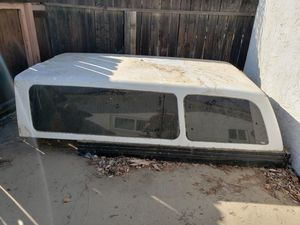 Camper shell f250 long bed for Sale in Fresno, CA