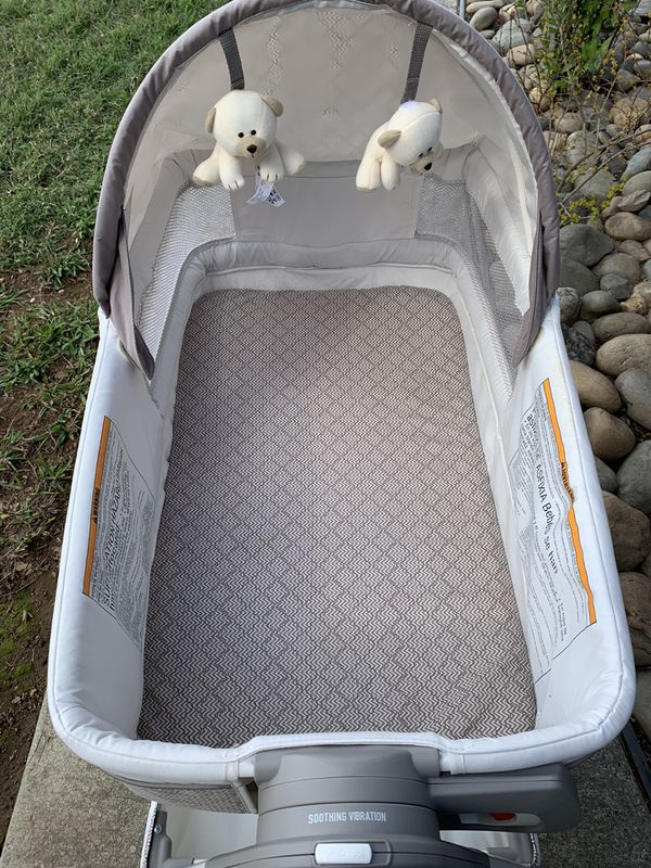 Baby Bassinet + Changing Station