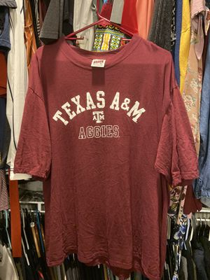 Vintage Texas A&M shirt for Sale in Frisco, TX