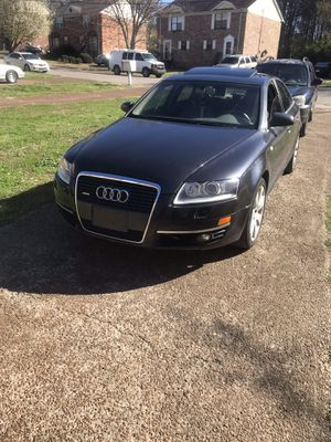 2005 Audi A6 Quattro for Sale in Nashville, TN