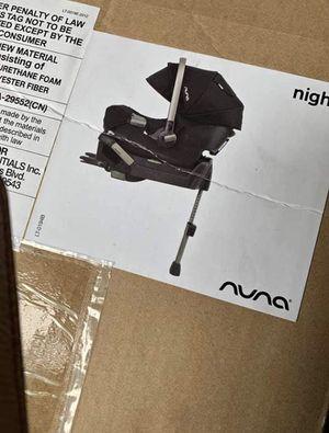 Nuna Pipa Night infant car seat for Sale in Gresham, OR