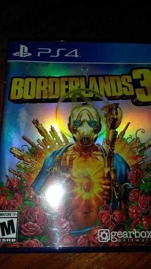 Borderlands 3 for Sale in Modesto, CA