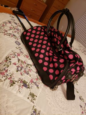 Rolling Travel Carry On or Weekend Duffel for Sale in Arlington, TX