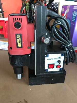 Brand New Magnet Drill Magnetic Drill - Feel Free to Ask Me Questions for Sale in City of Industry, CA