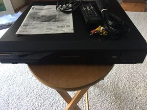 Panasonic DVD/CD player for Sale in Redmond, WA