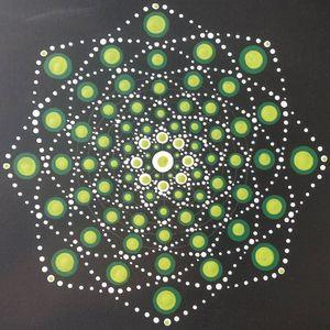 Original mandala dot art paintings for Sale in Parma, OH