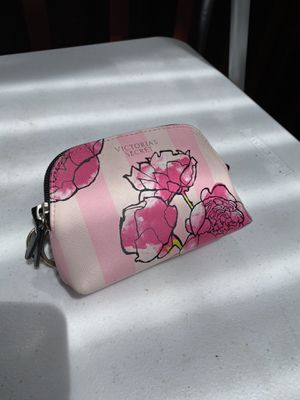 Victoria Secret cosmetic bag for Sale in Trenton, NJ
