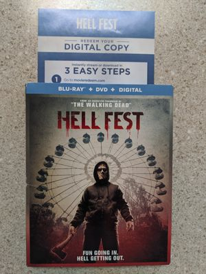 New Hell Fest digital download for sale for Sale in Beavercreek, OR