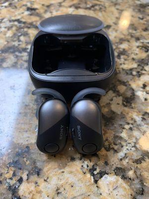 Sony WFSP700N/L Wireless In Ear Headphones (Retail $149) for Sale in Miramar, FL