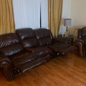 Gently Used Sofa And Recliner for Sale in San Diego, CA