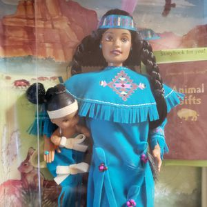 American Indian Barbie for Sale in Des Plaines, IL