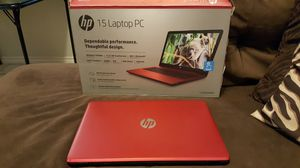 HP 15 Laptop PC for Sale in Fort Worth, TX