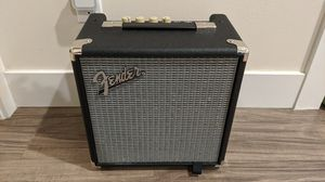Fender Rumble 15 Bass Amp for Sale in Burien, WA