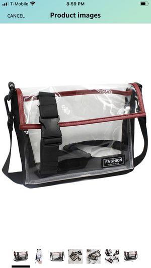 Clear Cross Body Bag for Sale in Sunrise, FL