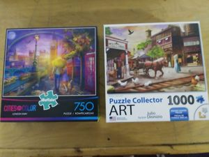 2 different puzzles for Sale in Steelton, PA