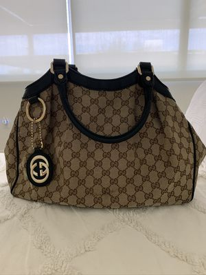 Gucci GG Canvas Sukey Tote Bag for Sale in Phoenix, AZ