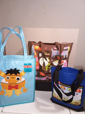 Canvas bags for Sale in Greenbelt, MD