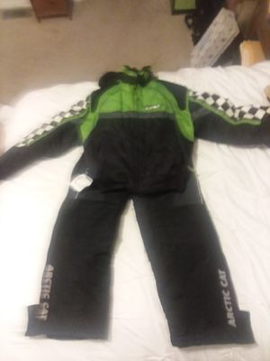 Artic Cat Snowmobile Pants & Coat for Sale in Federal Way, WA