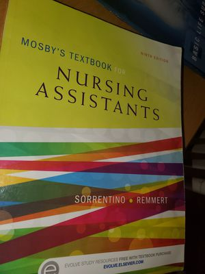 Textbook for School- CNA for Sale in Bloomington, IL