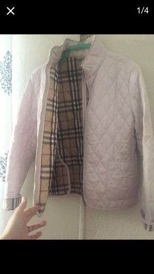 Burberry woman's coat jacket 6 for Sale in West Palm Beach, FL