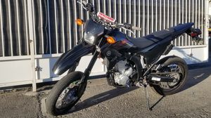 2009 yamaha wr250x supermoto street legal ca plated clean title low miles dual sport motorcycle for Sale in Fountain Valley, CA