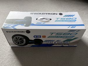 Swagtron Swagboard Vibe T580 App-Enabled Bluetooth Hoverboard w/Speaker Smart Self-Balancing Wheel – Available on iPhone & Android for Sale in Sarasota, FL