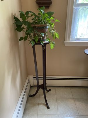 Tall plant holder for Sale in Andover, MA