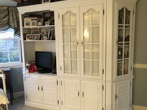 3 Piece Custom Made Shelving Unit for Sale in Great Neck, NY