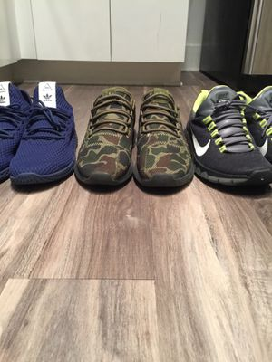 3 shoes for Sale in Tampa, FL