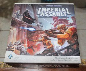 Star Wars Imperial Assault Board Game for Sale in Buckeye, AZ