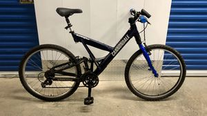 1998 CANNONDALE SUPER V 400 24-SPEED FULL SUSPENSION MOUNTAIN BIKE. EXCELLENT CONDITION! for Sale in Coral Gables, FL