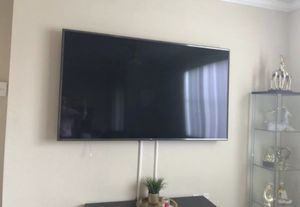"80"" TV + sound bar (LG) for Sale in Sacramento, CA"
