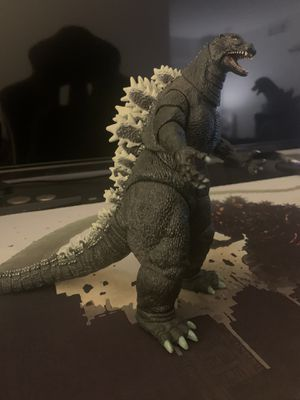 NECA 1994 Godzilla Vs Spacegodzilla Version First Release Loose, 100% Authentic for Sale in Corona, CA