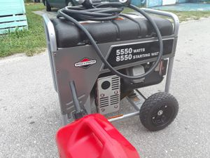 Generator 8500 WATTS almost new all incluid. for Sale in Lake Worth, FL