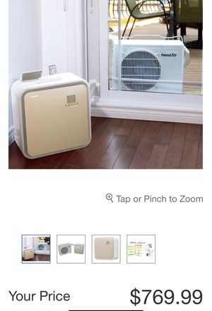ForestAir 10,000 BTU Mini Split Air Conditioner - F001-10KR for Sale in Los Angeles, CA
