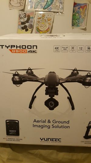 Typhoon q500 4K aerial and ground image solution for Sale in Magna, UT